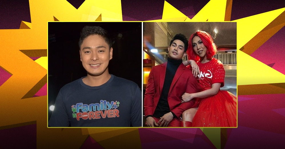 Coco Martin shares thoughts on Vice Ganda-Ion Perez relationship