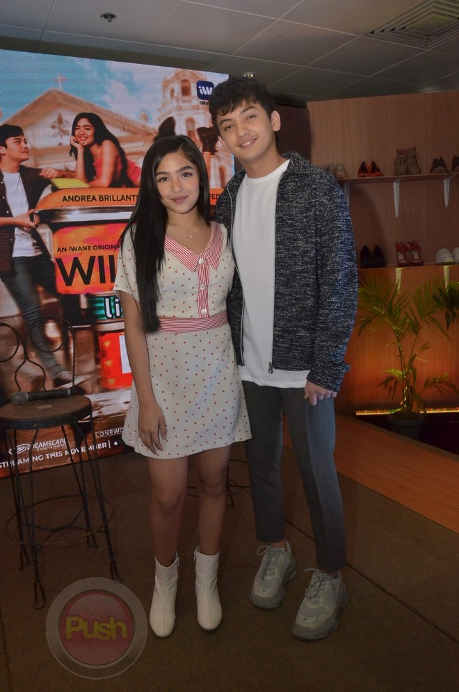 Mapapanood sa iWant ang KyCine's Silly Red Shoes at SethDrea's Wild Little Love sa Nov. 23 at 27.