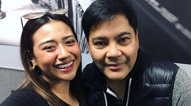 Martin Nievera weighs in on Morissette Amon's 'walkout' issue