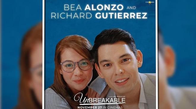 WATCH: Bea, Angelica, Richard in 'Unbreakable' official trailer
