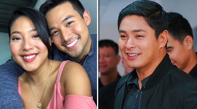 Ken Chan and Rita Daniela, may hindi malilimutang encounter with Coco Martin sa airport