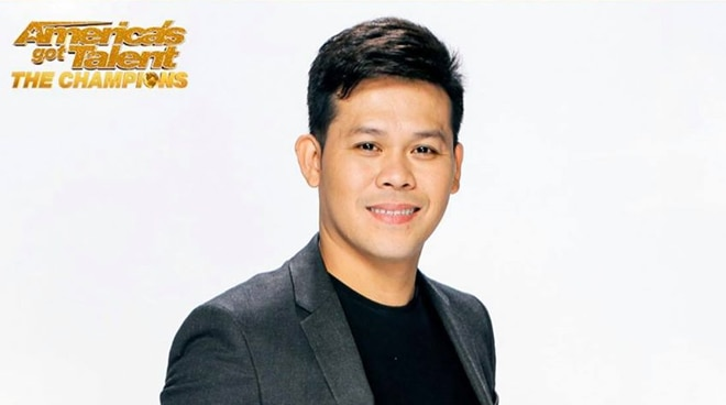 Marcelito Pomoy to compete in America's Got Talent: The Champions Edition