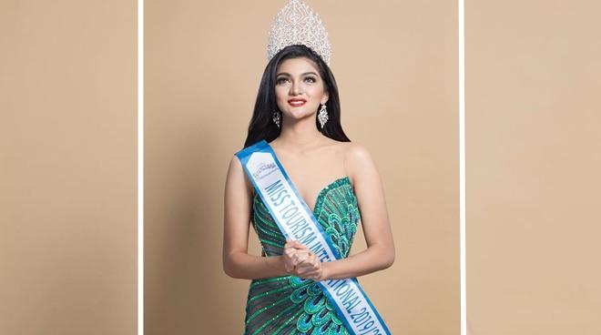 Cyrille Payumo, 'di inasahan ang tagumpay sa Miss Tourism International
