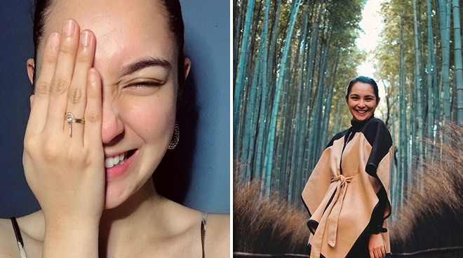LOOK: Ryza Cenon is 'engaged'