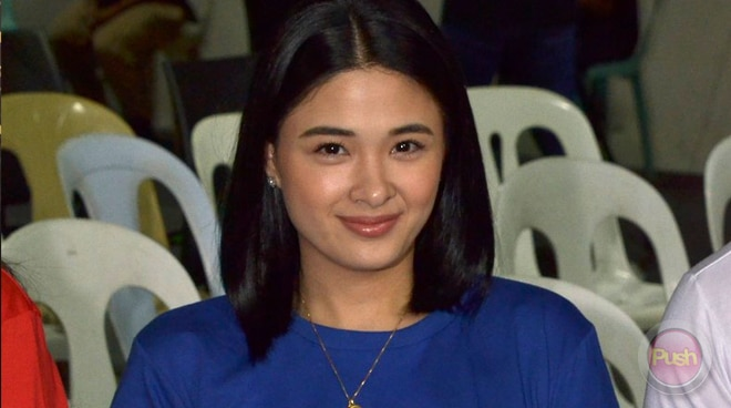 Yam Concepcion brushes off speculations about her getting pressured as Erich Gonzales' 'replacement' in upcoming serye