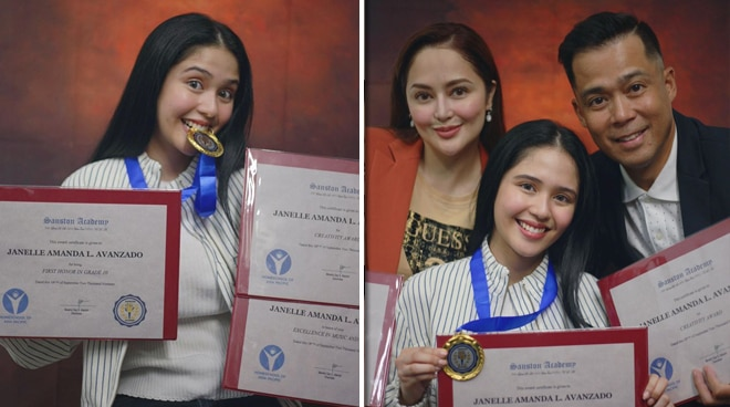 Jayda Avanzado is proud of her multiple awards in homeschooling