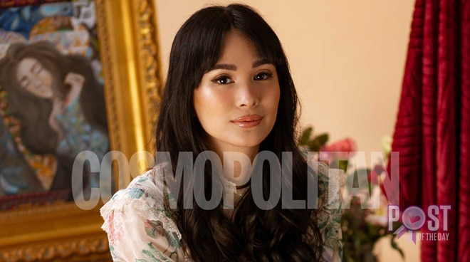 Heart Evangelista looks back on her two-decade showbiz career in a love letter to herself