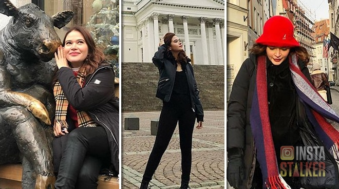 TRAVELS IN TALLIN: Bela Padilla travels to the capital of Estonia