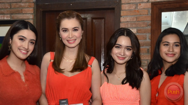 Here's why Sunshine Cruz's daughters are not using Cesar Montano's surname as screen names