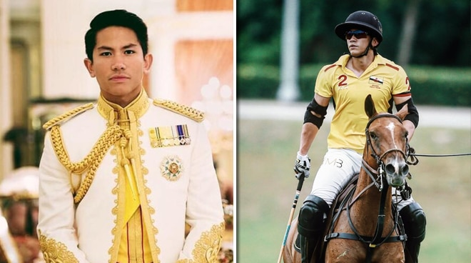Wow! A real-life Prince is competing in SEA Games