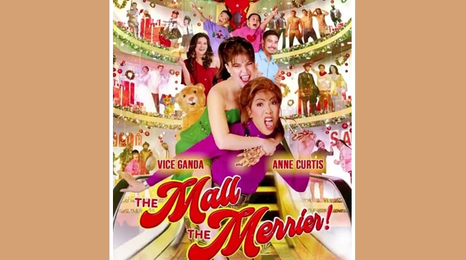 LOOK: Official poster for MMFF 2019 entry 'M&M: The Mall, The Merrier'