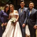 Vhong Navarro and Tanya Bautista tied the knot in Japan.