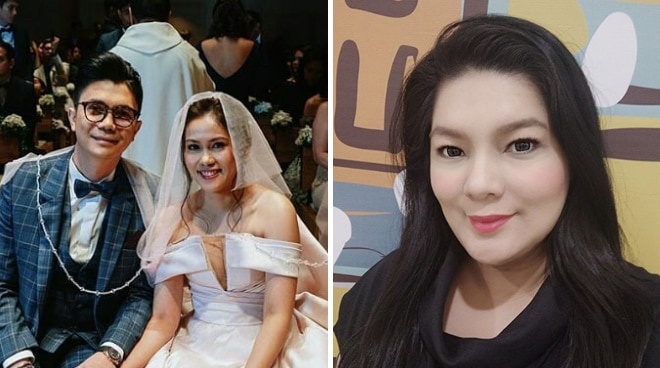 Vhong Navarro's ex-wife Bianca Lapus on his wedding to Tanya Bautista: 'Masaya po ako for him'