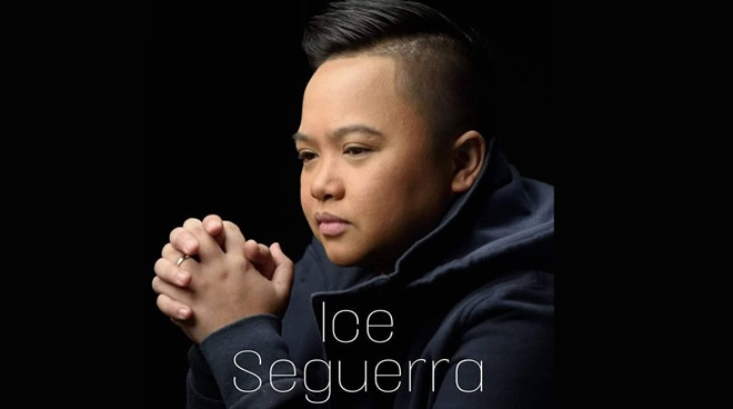 Ice Seguerra opens up about his battle with depression