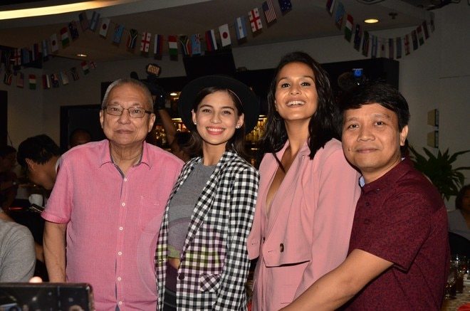The cast and crew were present during Culion's teaser trailer and ad campaign launch.