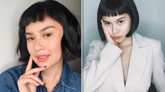 Yen Santos reveals working on a new project, explains her unique hairstyle
