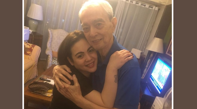 Claudine Barretto wishes for father's well-being after being hospitalized