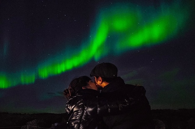 Kathryn Bernardo and Daniel Padilla's latest getaway took them back to the cool country of Iceland.