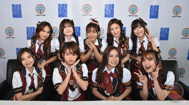 Cute! MNL48 goes wacky in their contract renewal with ABS-CBN