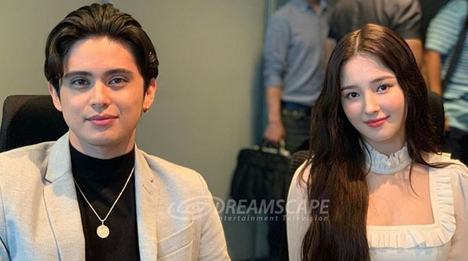 MOMOLAND member Nancy to work with James Reid for a teleserye