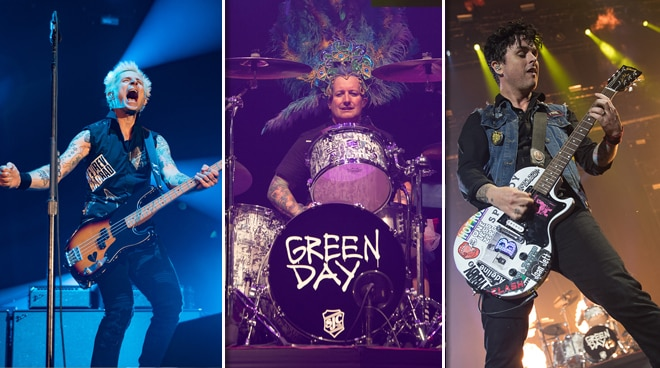 LOOK: List of ticket prices for Green Day's PH concert