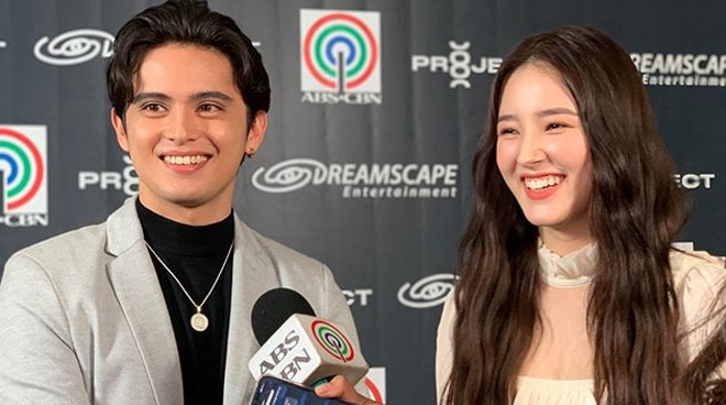 On his team-up with MOMOLAND's Nancy, James Reid pleads to fans: 'No love team names'