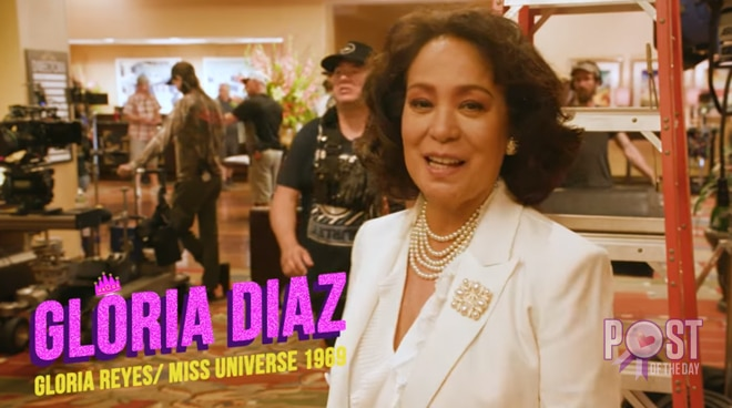 Behind-the-scenes of Gloria Diaz's 'Insatiable' scene revealed
