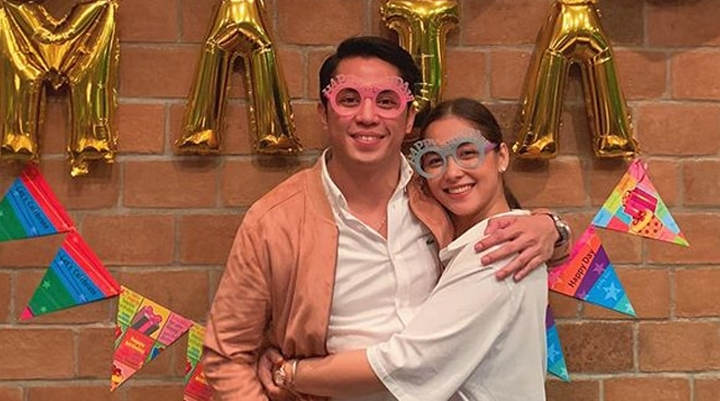 LOOK: Boyfriend's sweet birthday message for Maja Salvador