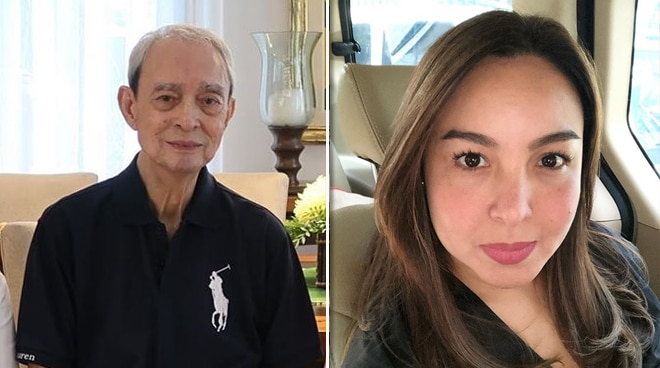 Marjorie Barretto asks prayers for father