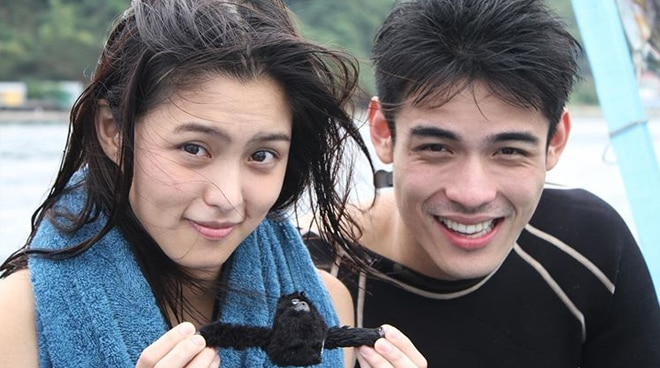 LOOK: Photos from Kim Chiu, Xian Lim's first date
