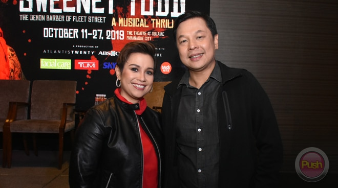Jett Pangan on working with Sweeney Todd co-star Lea Salonga: 'She's very inspiring to work with'