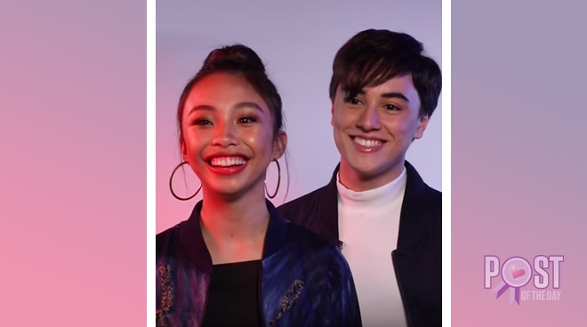 Maymay Entrata and Edward Barber admit they once had a big fight