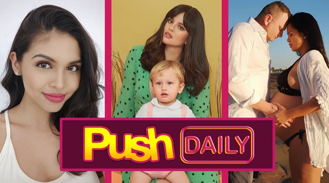 Maine Mendoza, Georgina Wilson and Ana Capri | Push Daily Top 3