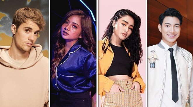 Justin Bieber follows Vivoree, Ella Cruz, Darren Espanto and more Pinoy celebs on Twitter