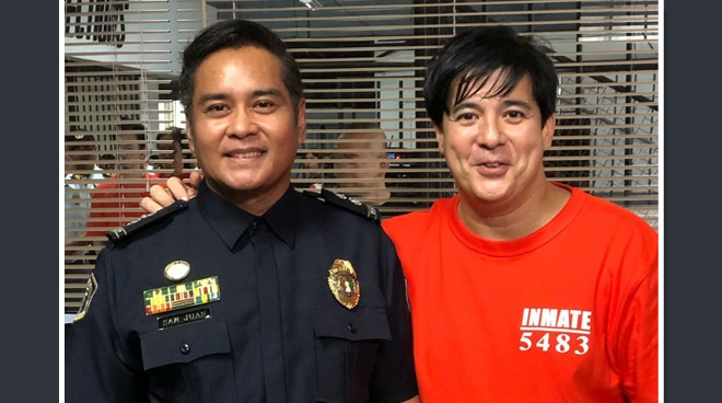 John Arcilla expresses excitement for 'Miracle in Cell No. 7'