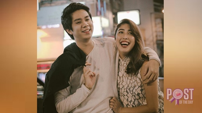 Dani Barretto and Xavi Panlilio happy with their soon-to-be home