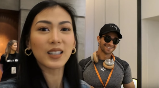 Alex Gonzaga meets content creators from around the world at the YouTube Summit in Japan