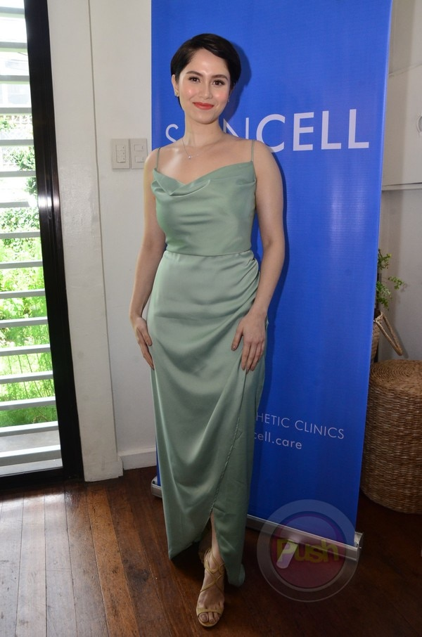 Jessy Mendiola for Skincell
