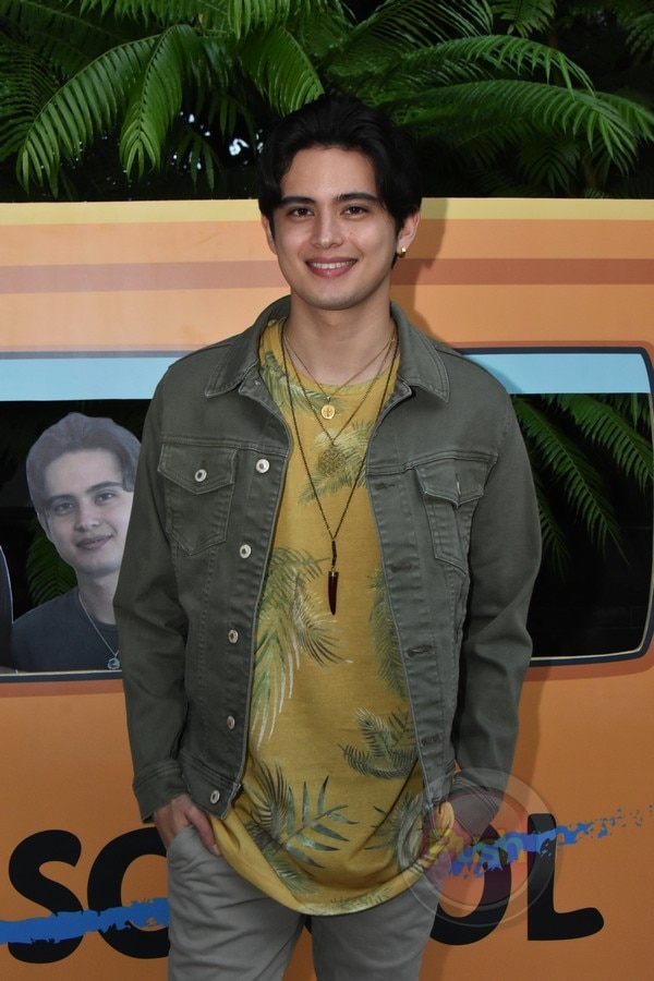 JaDine, Pia and Luis were among the celebrities present at the Hope in A Star campaign.
