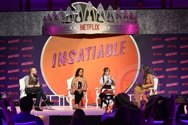 Our very own Gloria Diaz appears in Netflix's Insatiable.