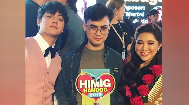 Daniel Padilla on landslide victory of 'Mabagal': 'Siguro we just shared something different'