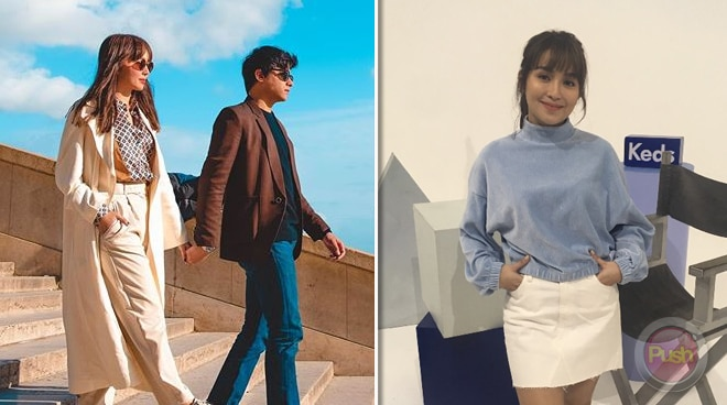 Kathryn Bernardo on her couple fashion with Daniel Padilla: 'Ang laking influence niya sa akin'