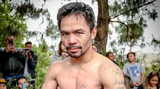 Production defends casting of Manny Pacquiao for Malvar biopic, says kin do not have to give consent