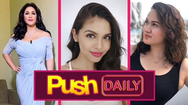 Regine Velasquez, Maine Mendoza and Melissa Ricks | Push Daily Top 3