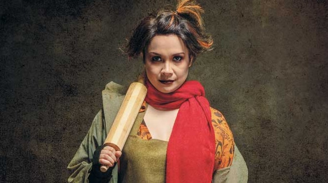 Lea Salonga on starring in the musical 'Sweeney Todd': 'It's exciting being in this show'