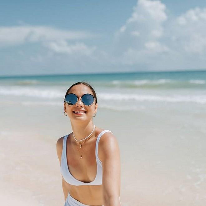 Maja Salvador enjoys a romantic birthday vacation with boyfriend Rambo Nuñez