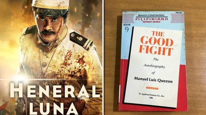 Quezon film in 'Heneral Luna' series is next in line after 'Darna'