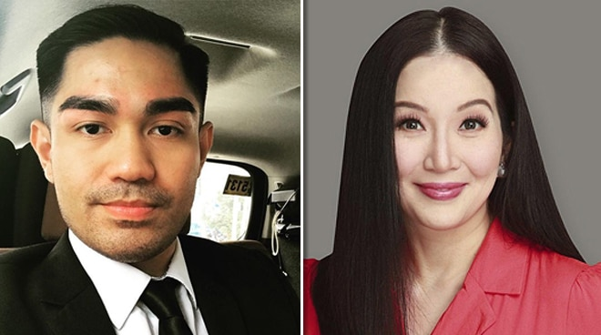 Kris Aquino ends feud with Nicko, Jesus Falcis; reveals both parties have settled all issues