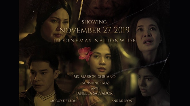 'The Heiress' fails to make MMFF, to premiere in November