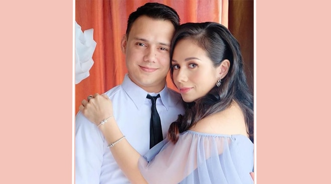 """EXCLUSIVE: Patrick Garcia's wife Nikka reveals secret to their marriage: """"He is the best dad!'"""